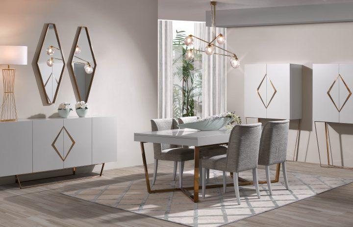 dinning room - design - classcasa