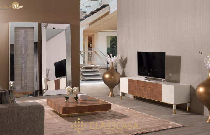living room - design - classcasa