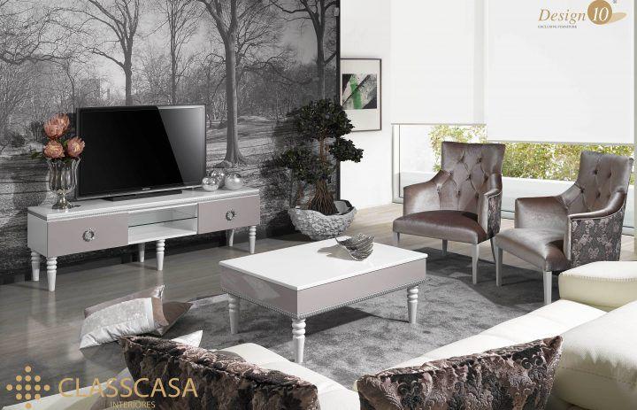 living room- design - classcasa
